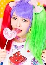 Shuri Atomi Sucks Candy Dick